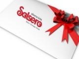 Podarite božično novoletni darilni bon plesne šole Salsero!