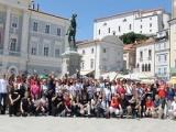 Plesni izlet plesne šole Salsero v Slovensko Istro!